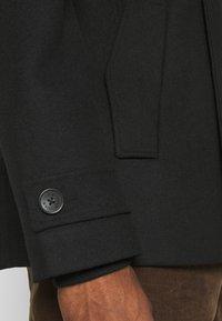 TOM TAILOR DENIM - CABAN - Short coat - black - 6