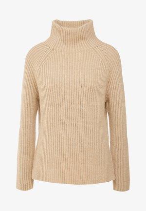 ARWEN - Strickpullover - beige
