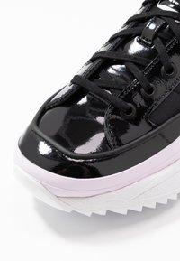 adidas Originals - KIELLOR  - Trainers - core black/purple tint - 2