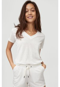 O'Neill - Basic T-shirt - powder white - 2