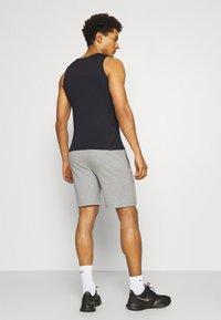 Endurance - MOREL SHORT - Short de sport - mid grey mel. - 2