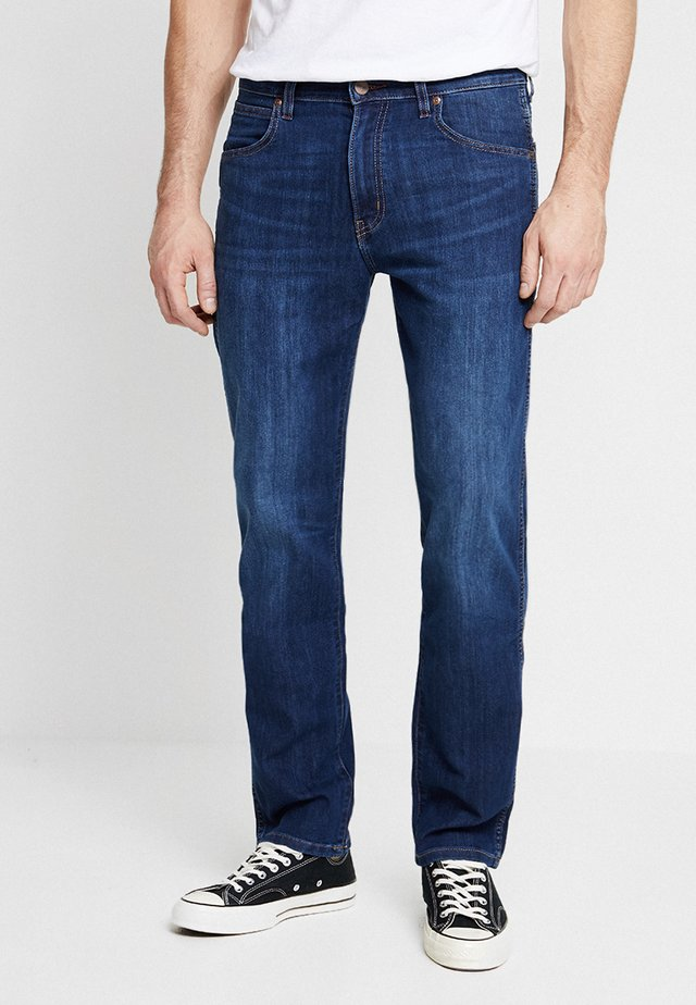 ARIZONA STRETCH - Jeansy Straight Leg - bleu