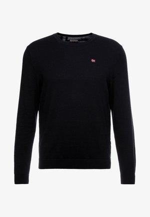DECATUR - Strikpullover /Striktrøjer - black