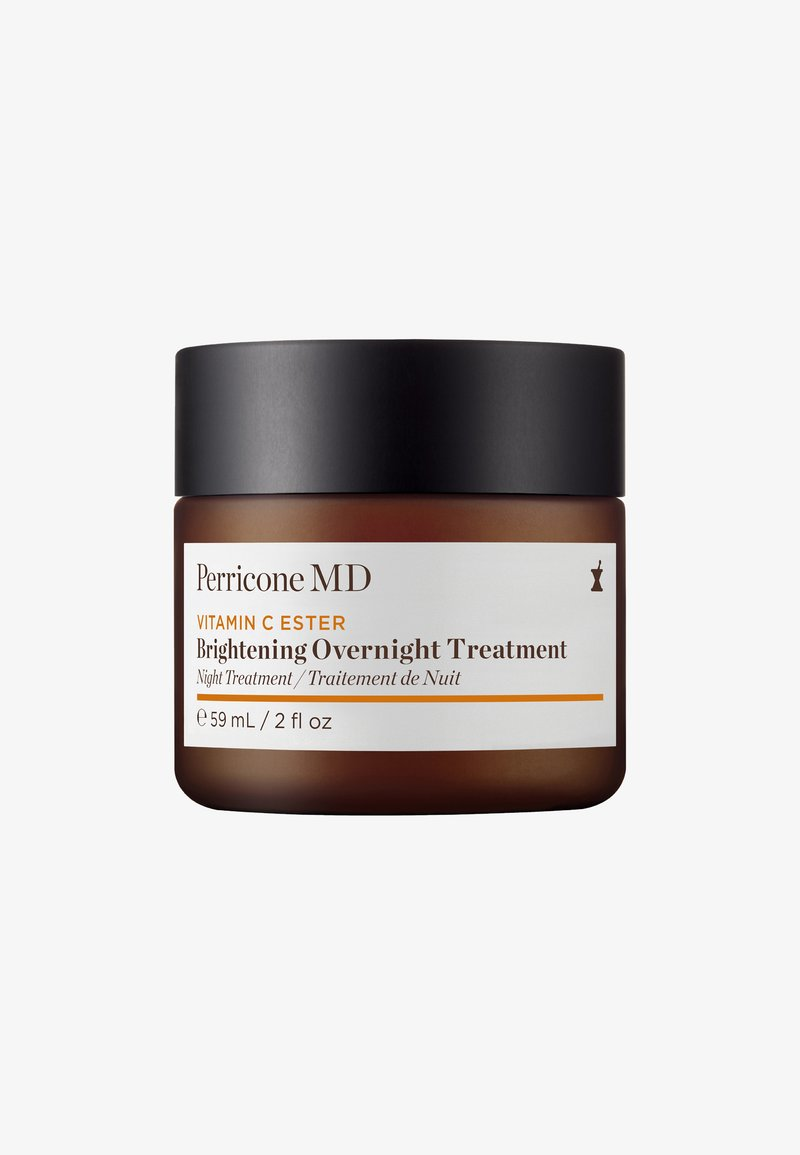 Perricone MD - VITAMIN C ESTER BRIGHTENING OVERNIGHT TREATMENT 59 ML - Face cream - -