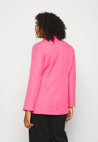 Simply Be - DOUBLE BREASTED BLAZER - Blazer - hot pink - 2