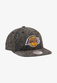 Mitchell & Ness - NBA LA LAKERS RISE - Kšiltovka - black - 1