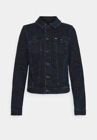 Tommy Jeans - VIVIANNE - Denim jacket - denim dark - 4