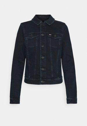 VIVIANNE - Veste en jean - denim dark