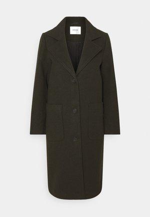 ALEXA - Classic coat - dark olive