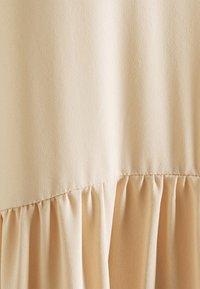 Glamorous - MODESTY TIERED MAXI DRESS - Maxi dress - soft peach - 5
