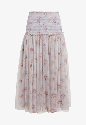 THINK OF ME SMOCKED BALLERINA SKIRT - Gonna a campana - orchid