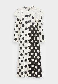 Love Copenhagen - DOTANA DRESS - Shirt dress - black white dot - 3