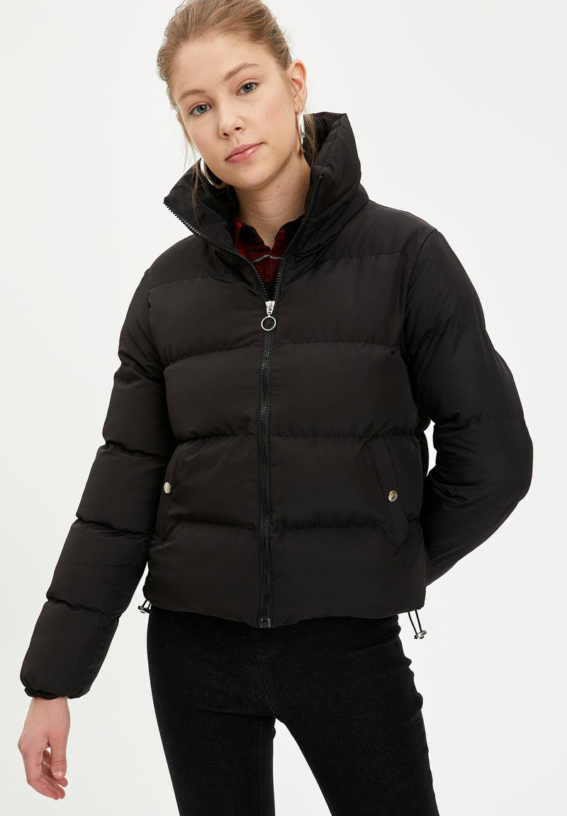 DeFacto - Winter jacket - black