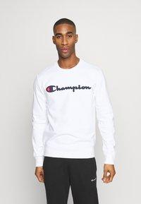 Champion - ROCHESTER CREWNECK  - Collegepaita - white - 0