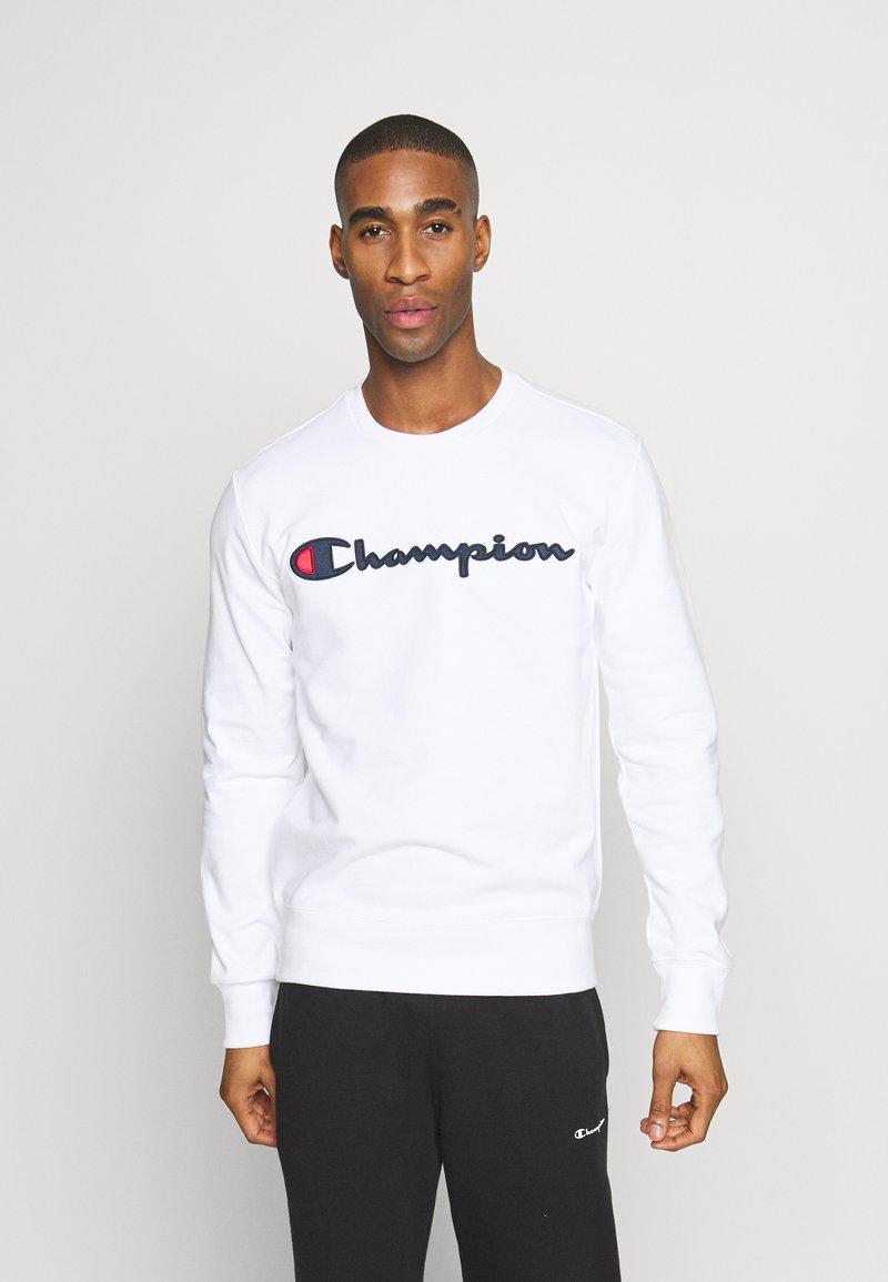 Champion - ROCHESTER CREWNECK  - Collegepaita - white