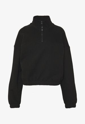 LOU  - Sweater - black
