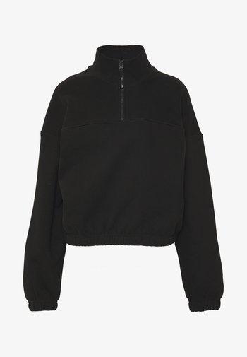 LOU  - Sweatshirt - black