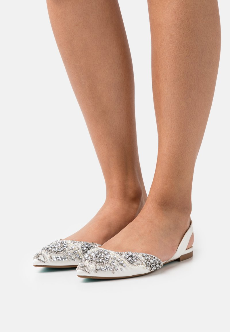 Blue by Betsey Johnson - Ballerines - ivory