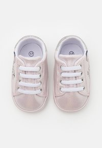 Tommy Hilfiger - First shoes - pink/silver - 3
