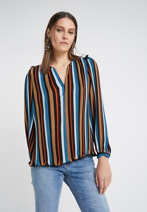SARAH PLEATED BLOUSE - Blůza - multi