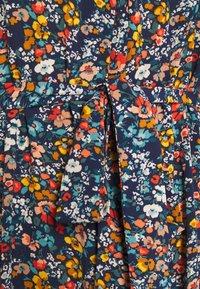 Vila - VISIMBA TIE BELT DRESS - Day dress - navy blazer - 2