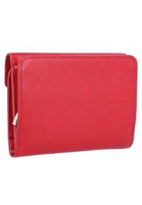 LANCASTER - SAFFIANO SIGNATURE - Wallet - red - 2