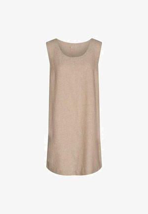 FQLAVARA-U-DR - Day dress - sand melange