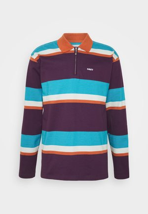 STRUCTURE  - Polo shirt - purple multi