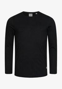Jack & Jones - INFINITY  - Long sleeved top - black - 4