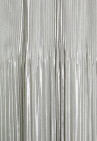 JDY - JDYSTONE PLISSE SKIRT - A-line skirt - silver - 2