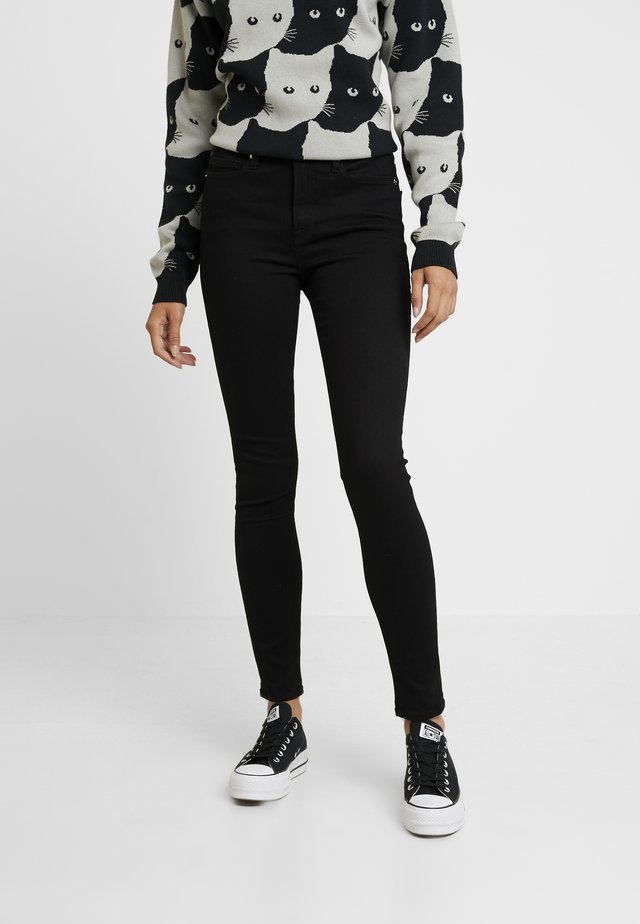 GOOD LEGS - Jeans Skinny Fit - black