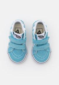 Vans - SK8 REISSUE UNISEX - Vysoké tenisky - delphinium blue/true white - 3