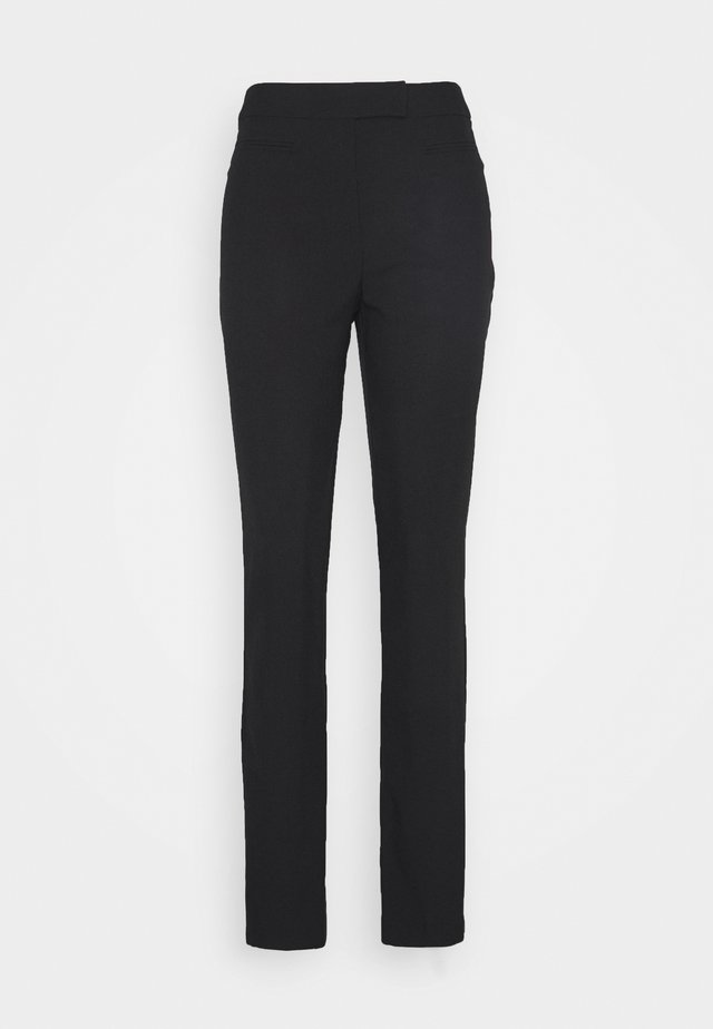 TROUSER - Tygbyxor - black