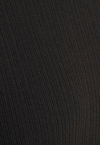 Monki - Camiseta estampada - black - 6