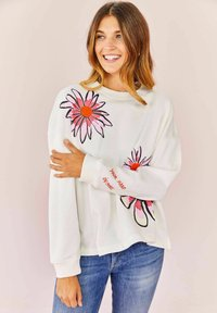 Lieblingsstück - UTINAL - Sweatshirt - offwhite - 0
