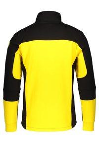 Puma - BVB BORUSSIA DORTMUND EVOSTRIPE JACKET - Club wear - gelbschwarz - 1