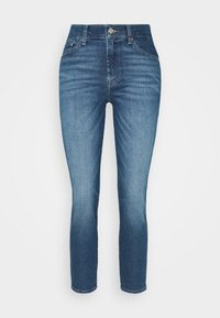 7 for all mankind - ROXANNE ANKLE LUXE VINTAGE PACIFIC GROVE - Jeans Skinny Fit - mid blue - 3