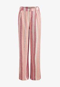 khujo - MAHSALA - Trousers - pink - 6