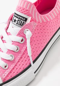 Converse - CHUCK TAYLOR ALL STAR KIDS - Trainers - pink/black/white - 5