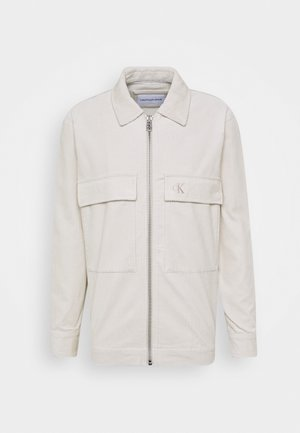 OVERSHIRT - Skjorter - soft cream