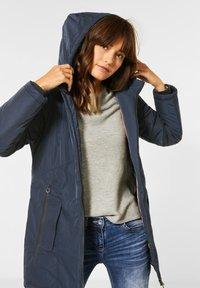 Cecil - SPORTIVE - Winter coat - blau - 0