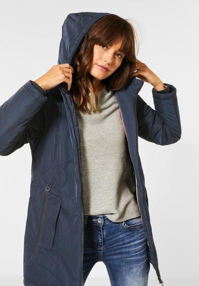 SPORTIVE - Winter coat - blau