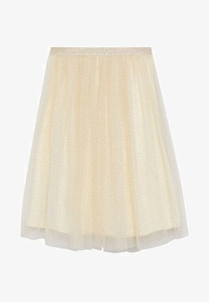 A-snit nederdel/ A-formede nederdele - écru