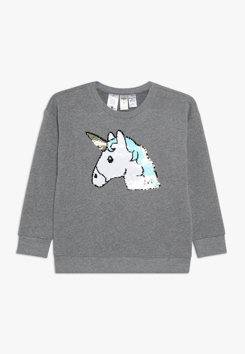 OshKosh - KIDS DROP SHOULDER - Sweatshirt - grey heather