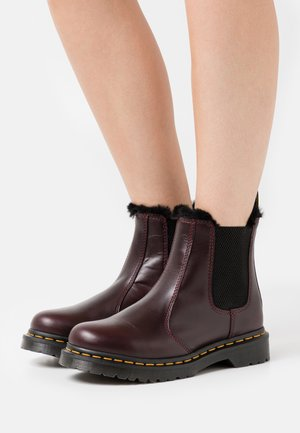 2976 LEONORE - Classic ankle boots - oxblood