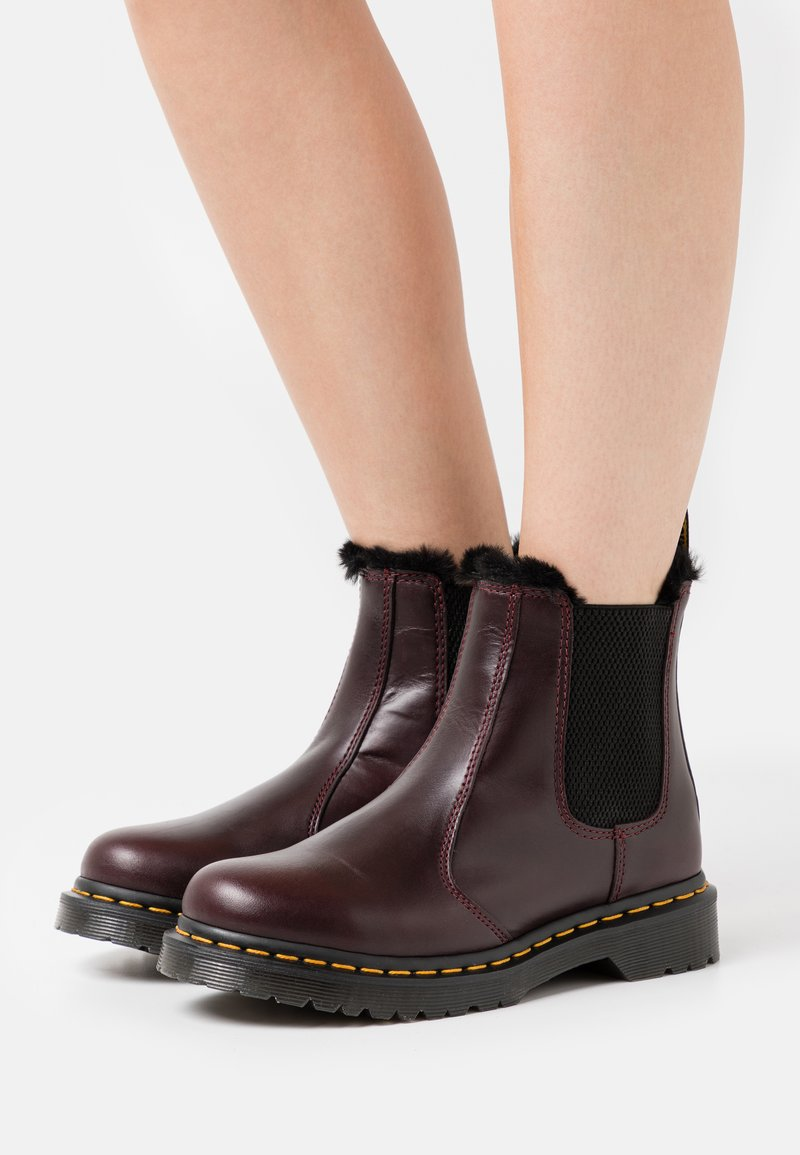 Dr. Martens - 2976 LEONORE - Classic ankle boots - oxblood