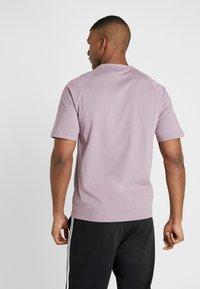 adidas Performance - Print T-shirt - legacy purple - 2