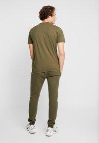 Ellesse - T-shirt print - khaki - 2