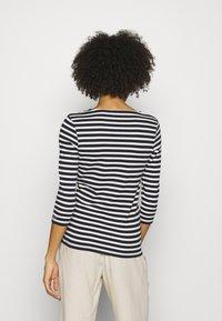 GANT - Long sleeved top - evening blue - 2