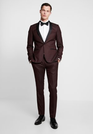 OSLO TUX SUIT - Suit - bordeaux